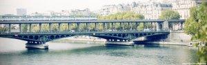The Pont Marie takes you to the Ile de la Cite.